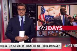 A political shocker in Florida gubernatorial primary
