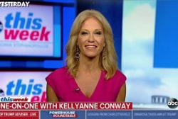 Kellyanne Conway: 'We have Ja'Ron'