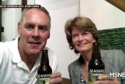 Halliburton makes Ryan Zinke's beer dream come true