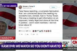 Sunday shows wake up to Trump Twitter tear