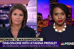 Ayanna Pressley: ICE cannot be reformed, must be abolished