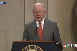 Serious questions raised about Sessions' 'religious liberty' task force