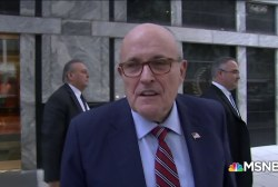 Are Giuliani's promises that Trump may talk to Mueller empty?