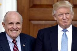 Ex-Watergate prosecutor: Giuliani's 'very weak' defense of Trump