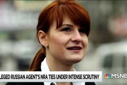Extent of Butina's influence on the NRA still being explored