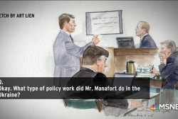 New trial testimony offers insight into Manafort ties to Russia
