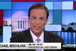 Nixon example suggests indictment possible post-presidency