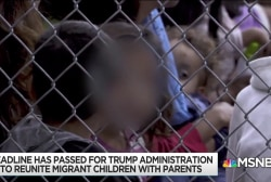 Trump admin still unable to formulate reunification plan for kids