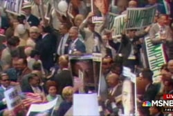 The lasting impact of the 1968 Democratic Convention