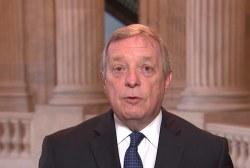 Senator urges Kavanaugh hearing be delayed