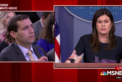 WH pushes pure conspiracy from the podium