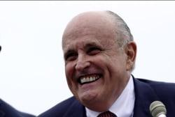 Giuliani backtracks on Trump and Flynn