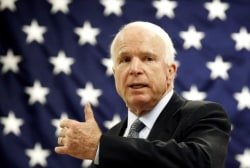 Remembering McCain as a 'rebel with a cause'
