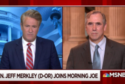 Sen. Jeff Merkley (D-OR) joins Morning Joe