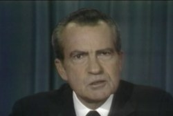 It's been 44 years since Nixon resigned in disgrace