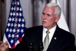 Mike Pence once made moral case for removing a president