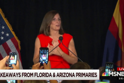 Arizona avoids a 'Roy Moore situation' with McSally