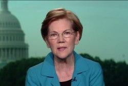 Sen. Warren: Trump WH most corrupt in living memory