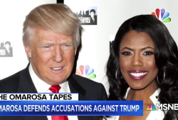Fmr. Apprentice contestant: Omarosa knows a lot about Trump
