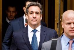 Michael Cohen to reach plea deal
