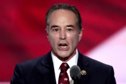 Rep. Chris Collins suspends re-election campaign after indictment
