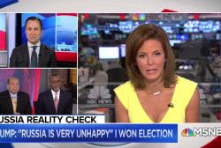 Intel officials say Russia threat is real, Trump calls it a hoax