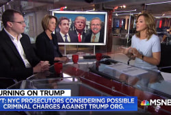 National Enquirer keeps stories about Trump locked in safe