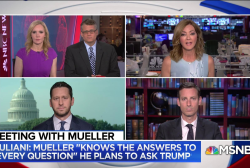 How much longer could Trump avoid a Mueller interview?