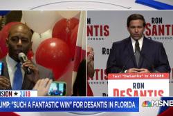 Election shocker in Florida Democratic primary