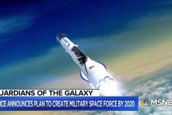 Is the U.S. actually falling behind in space capabilities?
