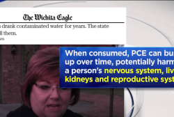 Report: Kansas state officials knew about, but never notified residents of tainted water