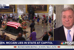 Sen. Durbin on the 'strong appetite' for Washington to change
