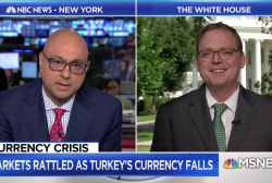 Hassett on NATO ally Turkey: More important than anything we're doing with steel
