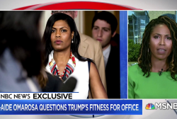 Why Omarosa's claims against the White House matter