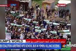 Ali Soufan: Yemen is a forgotten war