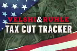 Corporate executives raking in money from tax cuts