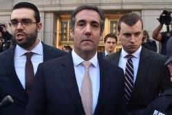 NBC Exclusive: Cohen in talks for plea deal