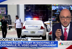 Gamer opened fire at Madden tournament killing self and 2 others