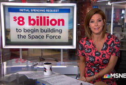 What could the U.S. get with the Space Force's $8 billion budget?