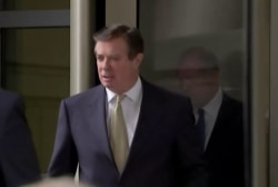 Rpt: Manafort in talks for possible plea deal