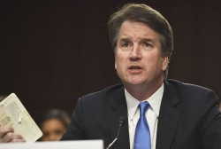 Anonymous, fourth accuser comes forward with allegation against Kavanaugh