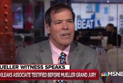 Randy Credico: 'Majority' of Mueller testimony about Roger Stone