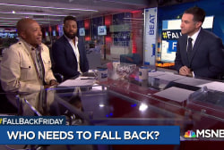 Fallback Friday: ICE, opinionated non-voters and 'wearable chairs'