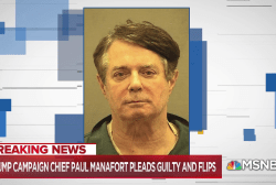 Stunning flip: Manafort pleads guilty, cooperates with Mueller