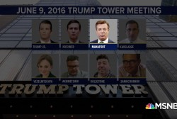 Manafort guilty plea could reveal truth about Trump Tower meeting