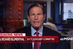 Sen. Blumenthal: Manafort guilty plea would affirm Mueller probe