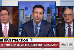 Watergate Prosecutor: Manafort plea deal 'basically pardon proof'