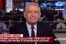 Dan Rather: Trump era is 'a wormhole of the absurd'