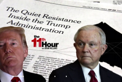 Trump says Sessions & DOJ should investigate who wrote NYT op-ed