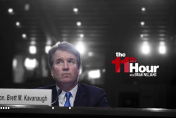 Senate wants Trump SCOTUS pick Kavanaugh & his accuser to testify
